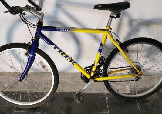 Bicicleta mountain bike bici trek