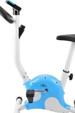 Bicicleta estática silenciosa