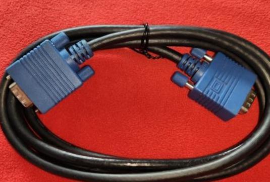 Cable vga db15