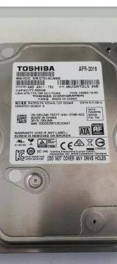 Disco duro 3,5 sata toshiba 500 gb 7200rm