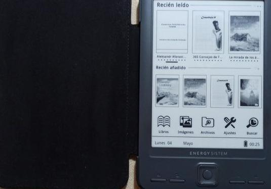 "Energy sistem ereader slim 6"" 8gb"