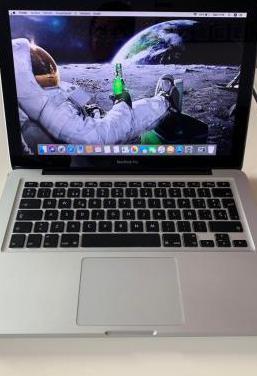 Macbook pro 13 i5 8gb ssd 240gb nuevo