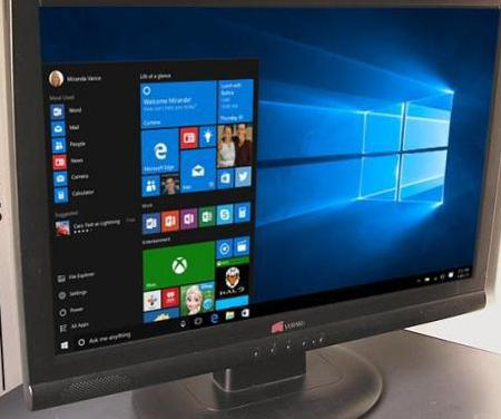 Monitor ordenador 19 pulgadas perfecto estado