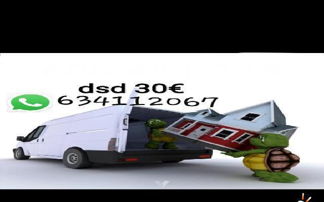 Mudanzas transporte 634112067 - barcelona