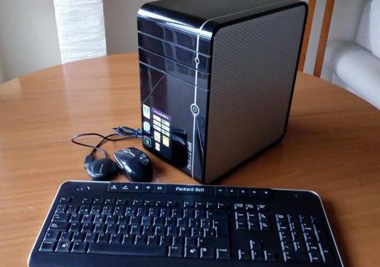 Ordenador packard bell imax intel core quad 6600