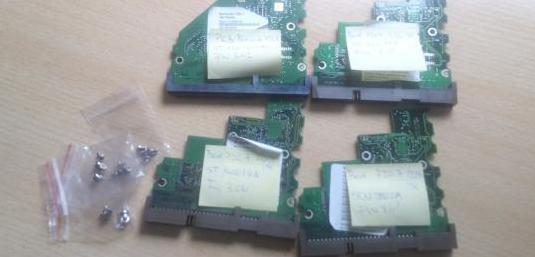 Pcb controladora disco duro seagate wd hgst