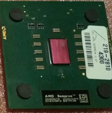 Procesadores amd socket 462