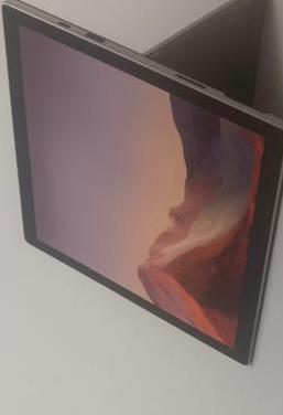 Surface pro 7 teclado original funada