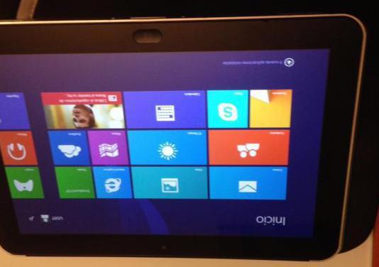 Tablet hp 4g/64gb ssd/8mpx gama alta