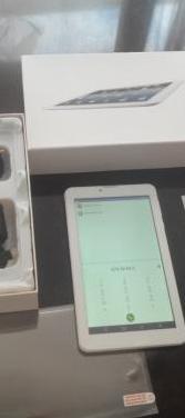 Tablet telefono 32gb movil nuevo garantía