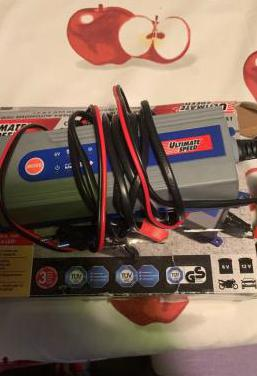 Cargador de baterías