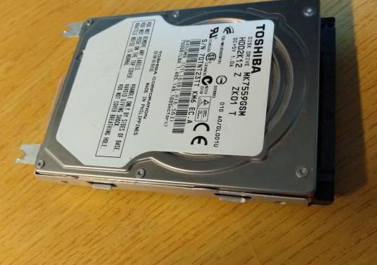 Disco duro 750gb
