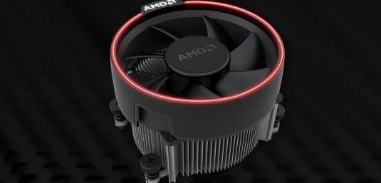 Disipador ventilador stock am4ryzen nuevo