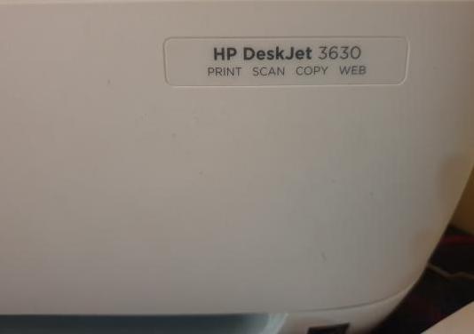 Impresora hp deskjet 3630