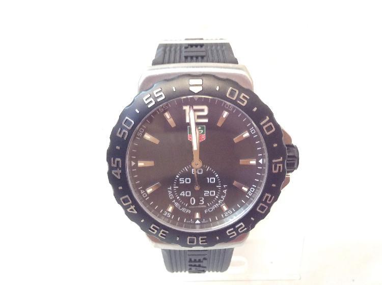 Reloj alta gama caballero tag heuer wau1110-ft6024