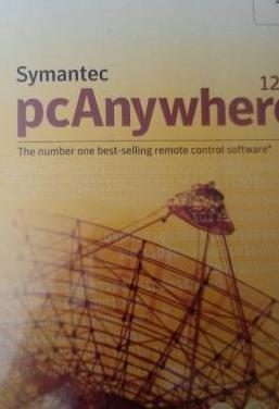 Software precintado pcanywhere 12.5