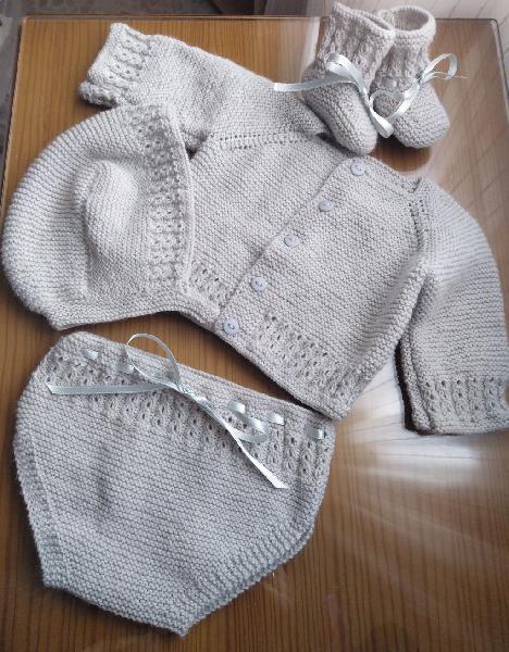 2020-1 c. artesanal en punto bebe hechos a mano