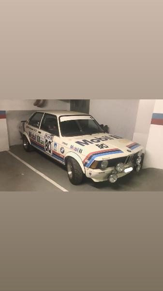 Bmw e21 1982