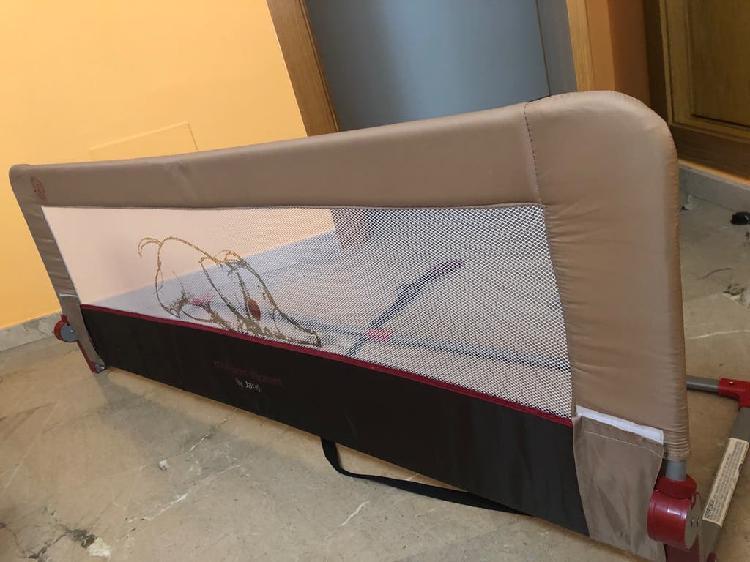 Barandilla barrera para cama jané