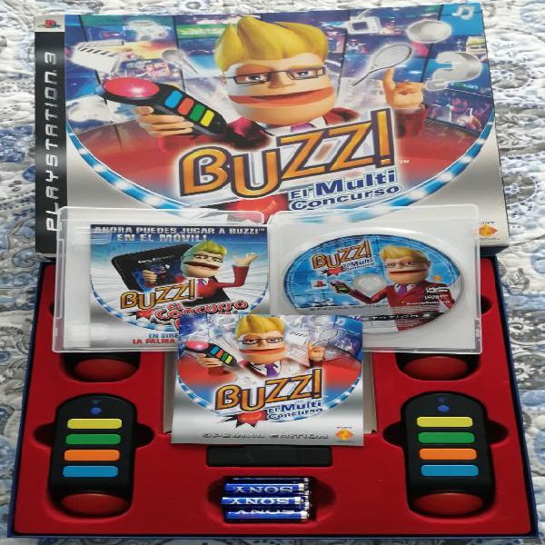 Buzz! multiconcurso especial edición