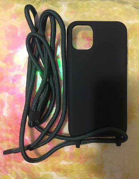 Carcasa colgante iphone 11