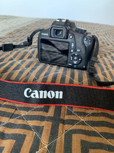 Camara fotos canon eos1200d