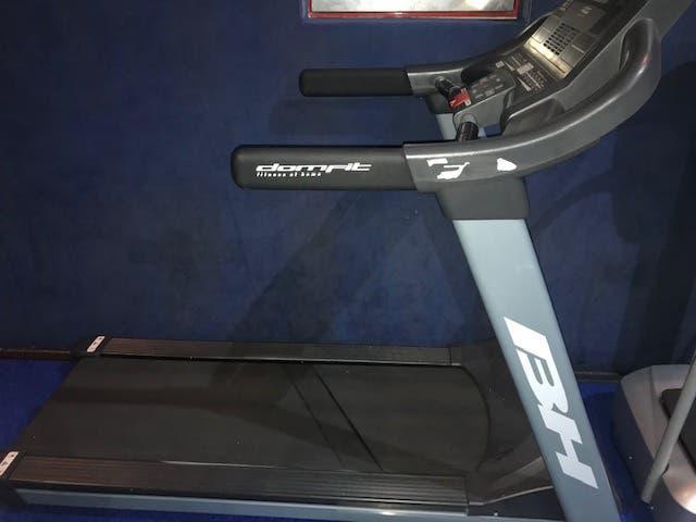 Cinta de andar correr bh fitness profesional