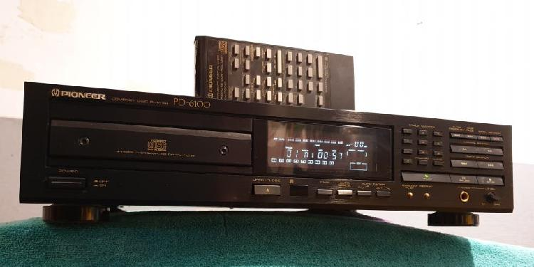 Compact disc pioneer pd-6100 (gama alta)