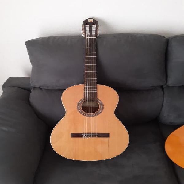 Guitarra clásica española alhambra