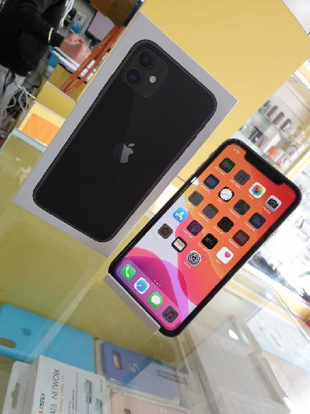 I phone 11 256 gb 2 año de garantía.