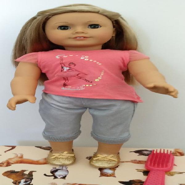 Isabelle palmer american girl