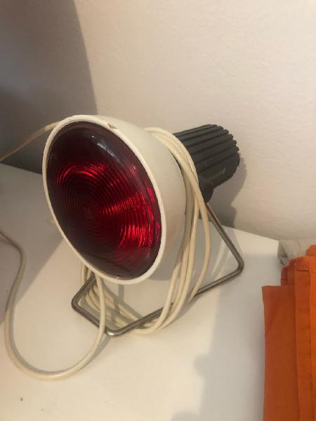 Lámpara para calentar