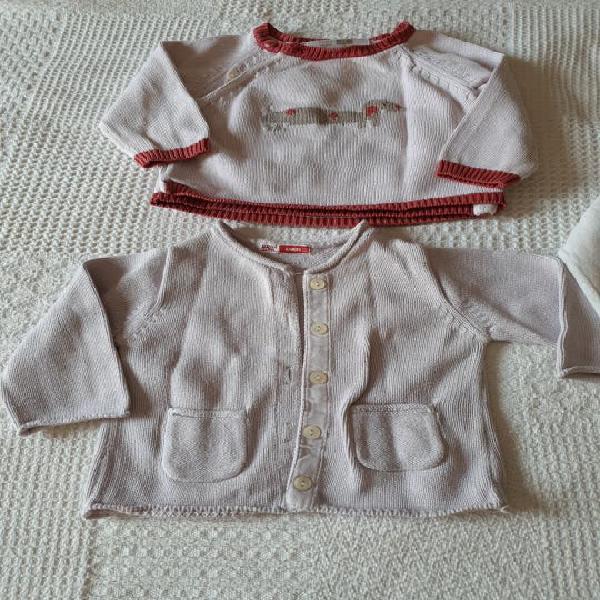 Lote chaquetas bebé