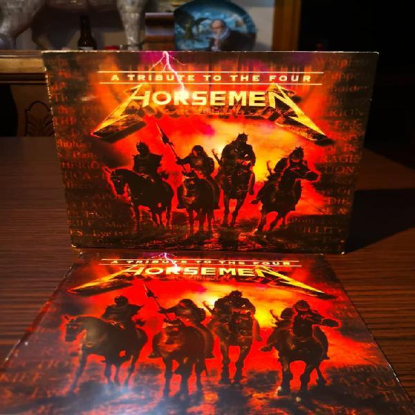 Metalica horsemen