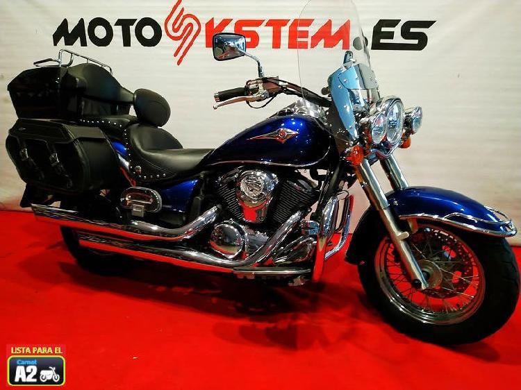 Moto kawasaki vulcan 900 classic (10)