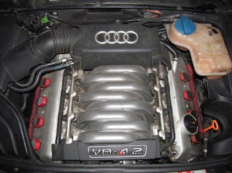Motor bbk bhf audi s4 b6 b7 v8 4.2