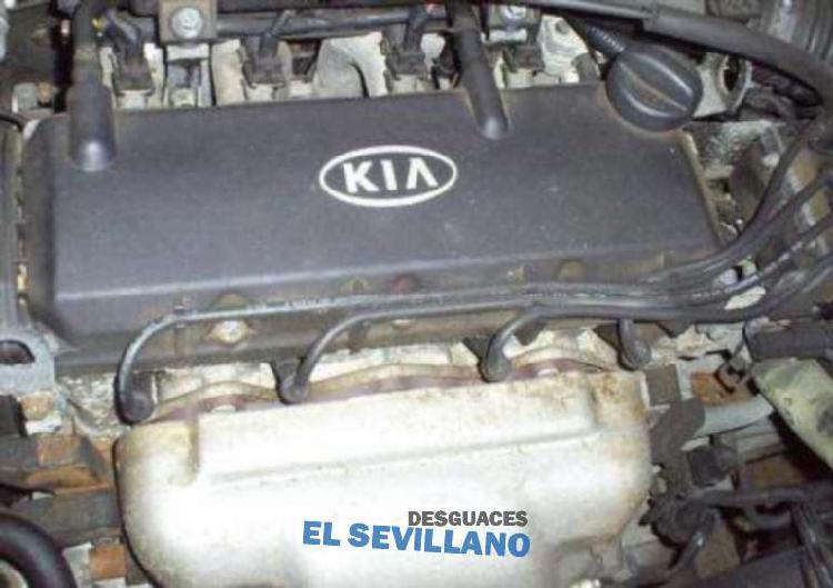 Motor kia rio 1.3