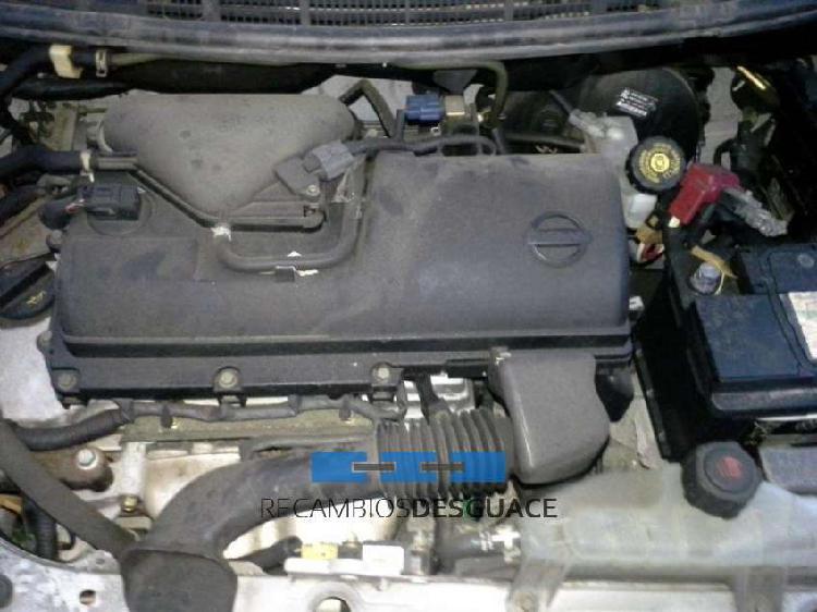 Motor nissan micra k12 1.2 16v