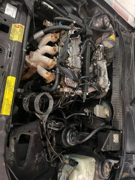 Motor vectra kadett astra 8v 115cv