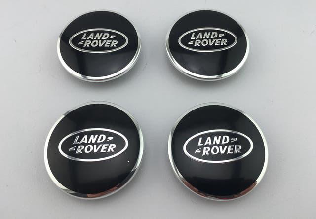 Nuevo centro de llanta land rover 62mm 4und