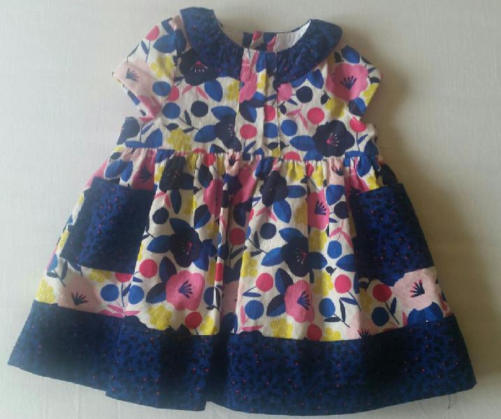 Nuevo vestido primavera bebé (6 meses)