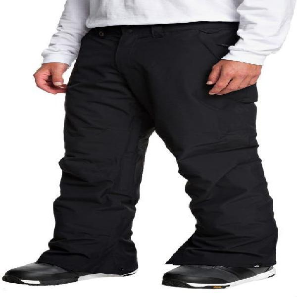 Pantalón snow/ski quicksilver estate black talla l