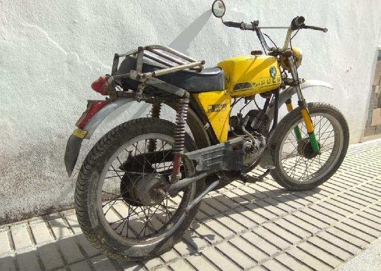 Puch Minicross MC 50 Primera Serie