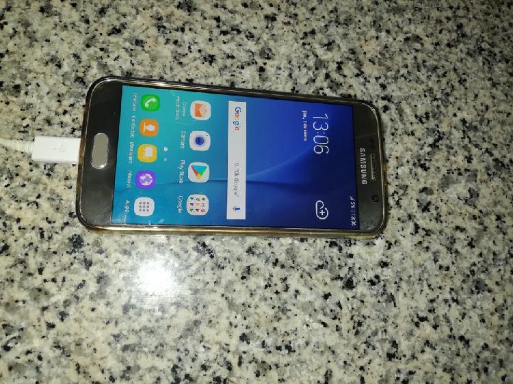 Samsung s6 dorado