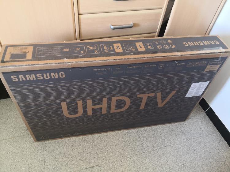 Smart tv samsung 4k hd