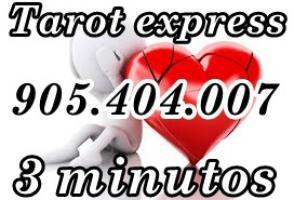 Tarot express 3 minutos 905.404.007 ana ramirez