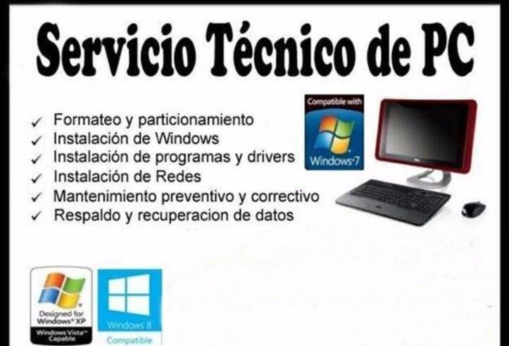 Te reparo tu ordenador, pc, tablet, portatil o movil