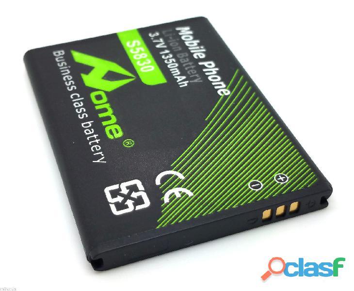 Bateria para samsung s5830 s6310 s6500 etc. de 1350 mah