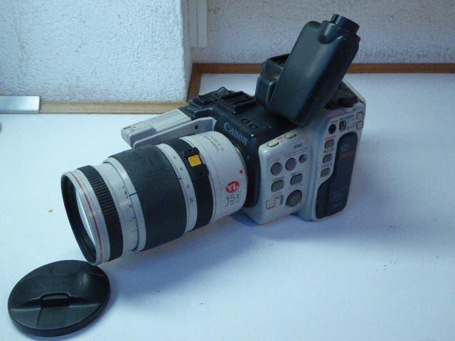 Canon vision ex 1 (video)