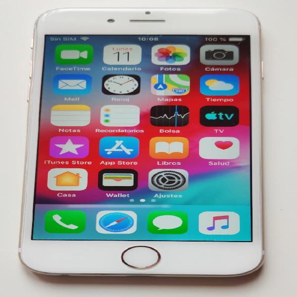 Iphone 6 de 16gb color dorado